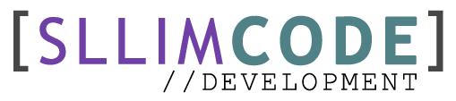 Sllim Code Logo